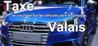 bureau des autos sion prix de la taxe voiture dans le canton du valais auto2day