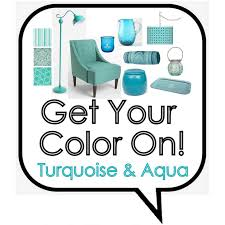 Turquoise Home Decor Accessories Get Your Color On Turquoise Aqua The Decor Guru