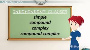 Types Meaning Independent Clause Definition U0026 Examples Video U0026 Lesson