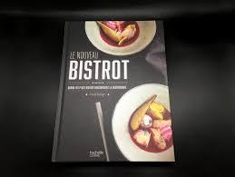 livre cuisine bistrot le nouveau bistrot