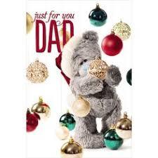 3d holographic mum u0026 dad me to you bear christmas card 3 79
