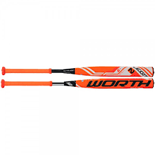 worth softball bat fastpitch softball bats composite alloy bats at baseballmonkey