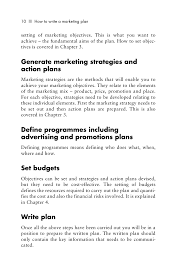 objectives of financial statement analysis how to write a marketing plan 0749445548 18 2 situation analysis
