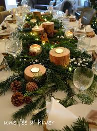 decoration table mariage fleurs naturelles decorations made self