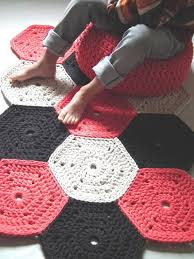 Crochet Doormat 39 Best Trapillo Images On Pinterest Tricot Crochet Carpets And