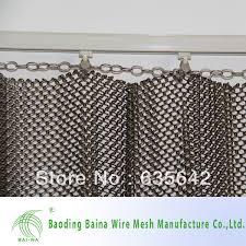 Metal Curtain Wall Metal Curtain Wall Wire Mesh Decorative Metal Mesh Fabric Facade