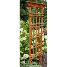 Small Trellis Planter Amazon Com Trellises Plant Support Structures Patio Lawn U0026 Garden