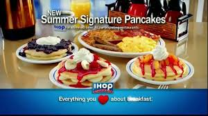 ihop tv commercial summer signature pancakes ispot tv