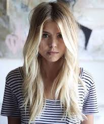 mid length hair cuts longer in front pretty white blonde long hair with lots of front facing layers