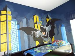Bedroom  Batman And Spiderman Inspired Bedroom Decorating Ideas - Batman bedroom decorating ideas