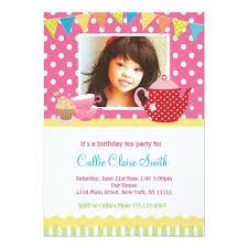231 best tea party birthday invitations images on pinterest tea