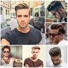 back images of men s haircuts hairstyle 2017 trends men slicked back hairstyle trend for men