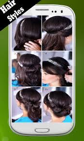 hair juda download hair styles step by step free apk android app android freeware