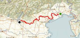 udine italy map latisana peschiera garda venezia maps photos reviews