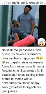 Memes De Gym En Espaã Ol - 25 best memes about fail wtf gym espanol meme funny and