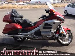 2012 Honda Goldwing Price 2012 Honda Gold Wing Abs Airbag For Sale In Richfield Ut