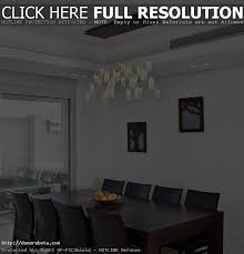 innovative lovely modern dining room chandeliers chandelier above