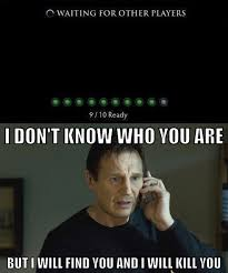 Liam Neeson Memes - liam neeson is a gamer team pwnicorn