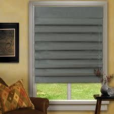 amazon com waterfall roman shades grey 31x72 home u0026 kitchen