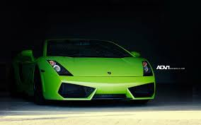 Lamborghini Gallardo Lime Green - green lamborghini wallpapers image 241