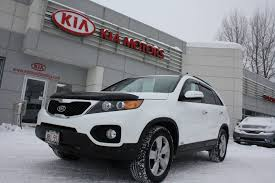 used 2012 kia sorento ex freins et pneus neuf in edmundston