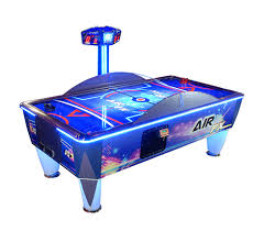 hockey time air hockey table ice air fx sega arcade