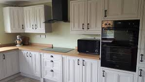 painting kitchen cabinets frenchic cool beans kitchen makeover