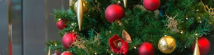 commercial christmas decorations hire ambius uk