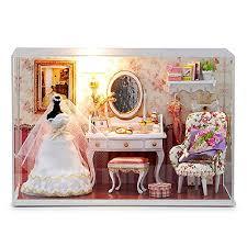 Dolls House Furniture Diy Handmade Dolls House Furniture Rylai Wooden Handmade Dollhouse