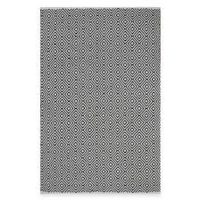 Black And White Outdoor Rug Buy Black White Indoor Outdoor Rug From Bed Bath Beyond
