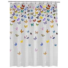 butterfly shower curtain walmart share ideas for the house