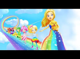 barbie coloring pages youtube barbie cartoons for kids cartoon for kids barbie dreamtopia kids
