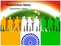 indian army powerpoint template background subscriptiontemplates com