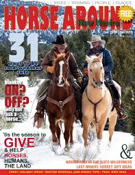 horse around new mexico magazine by cecilia kayano issuu