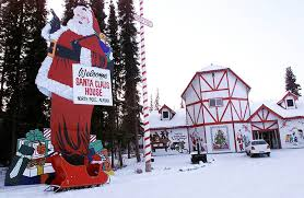 santa claus house north pole ak north pole home of santa claus and much more visitors guide