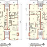 Typical Floor Plans Of Apartments Apartments Typical Floor Plan Ground Stilted Parking
