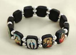 saints bracelet contreras designs inc bracelets bvp15 wood