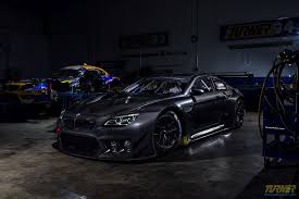 custom bmw m6 turner motorsport in final preparations of their bmw m6 gt3