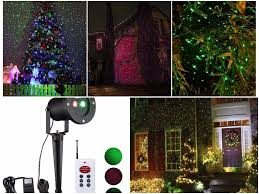 Landscape Laser Lights Best Christmas Light Projectors For Your Home In 2017