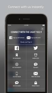 103 9 the light phone number the light 103 9 fm raleigh on the app store
