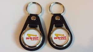 best lexus keychain in n out burger keychain fob 2 pack