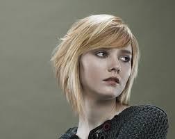a symetric hair cut round face asymmetrical haircut medium hair styles ideas 17698