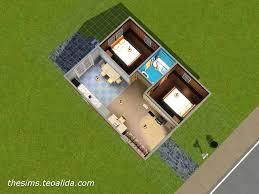 sims house home ideas floor plans part house plans 33470