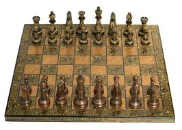 brass chess set chess house