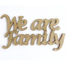 titles quotes sayings we are family