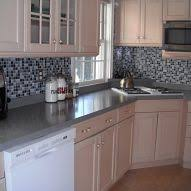 vinyl kitchen backsplash best 25 vinyl backsplash ideas on vinyl tile