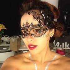 laser cut masquerade masks beautiful butterfly black laser cut metal masquerade mask with