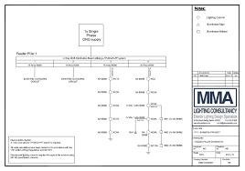 private lighting cable design mma consultancy