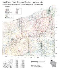 Map Of Northern Wisconsin by Wisconsin Historic Landscape Project