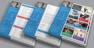 20 professional material design resume templates